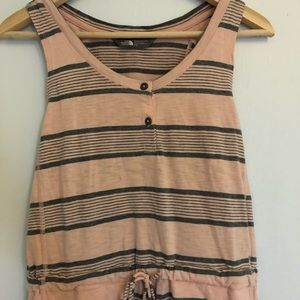 Sporty North Face Dress with Pockets